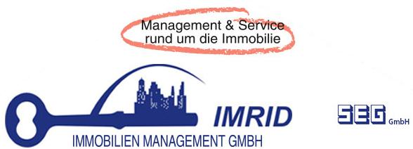 Imrid Immobilienmanagement GmbH Neubrandenburg Logo